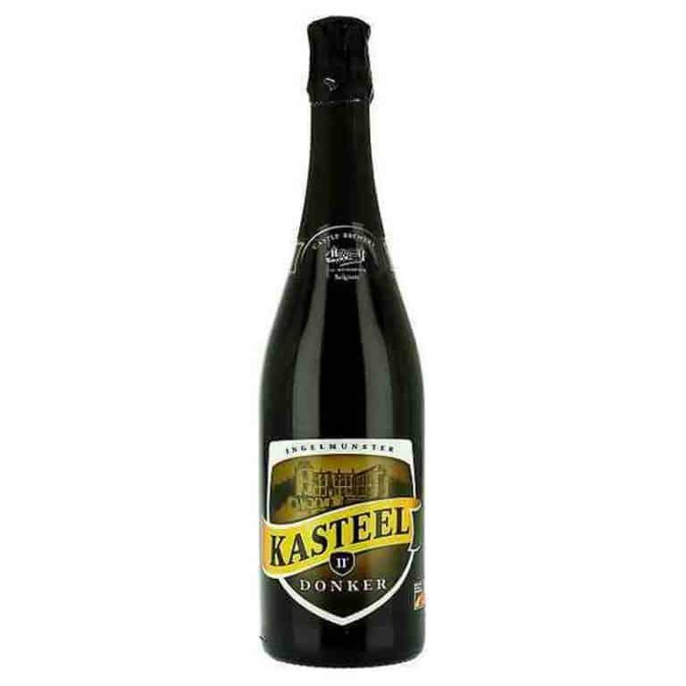 Kasteel Brune cerveza 75 cl