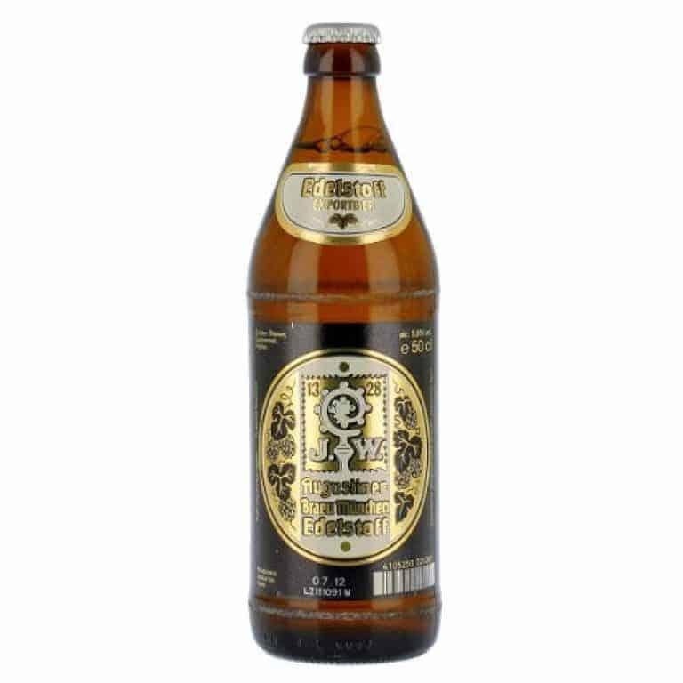 Augustiner Edelstoff cerveza