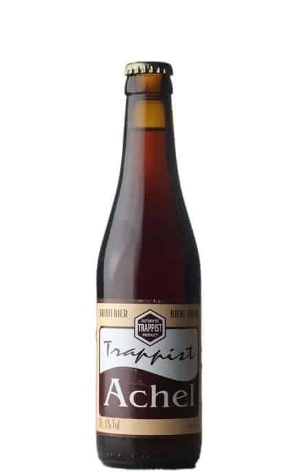 Achel Brune cerveza 33 cl