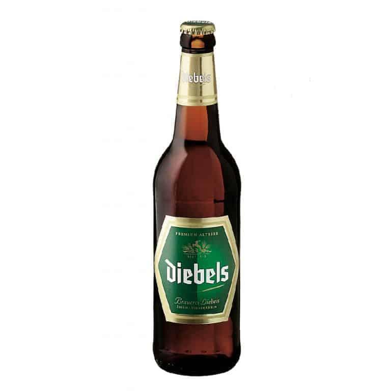 Diebels Alt cerveza