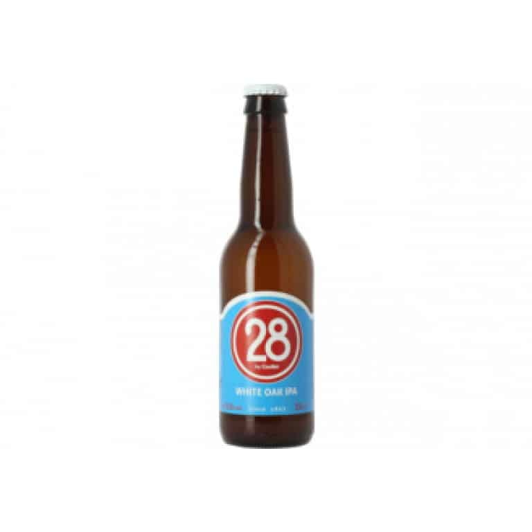 caulier white oak cerveza