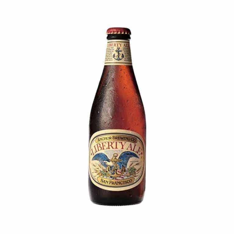 Anchor Liberty cerveza