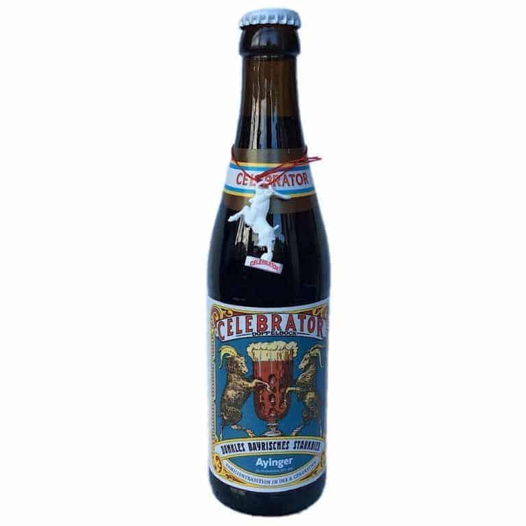 Ayinger Celebrator cerveza
