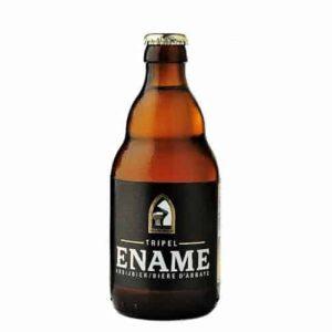 Ename Tripel cerveza