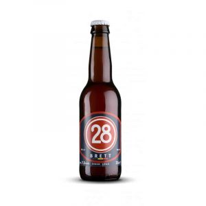 Caulier 28 cerveza