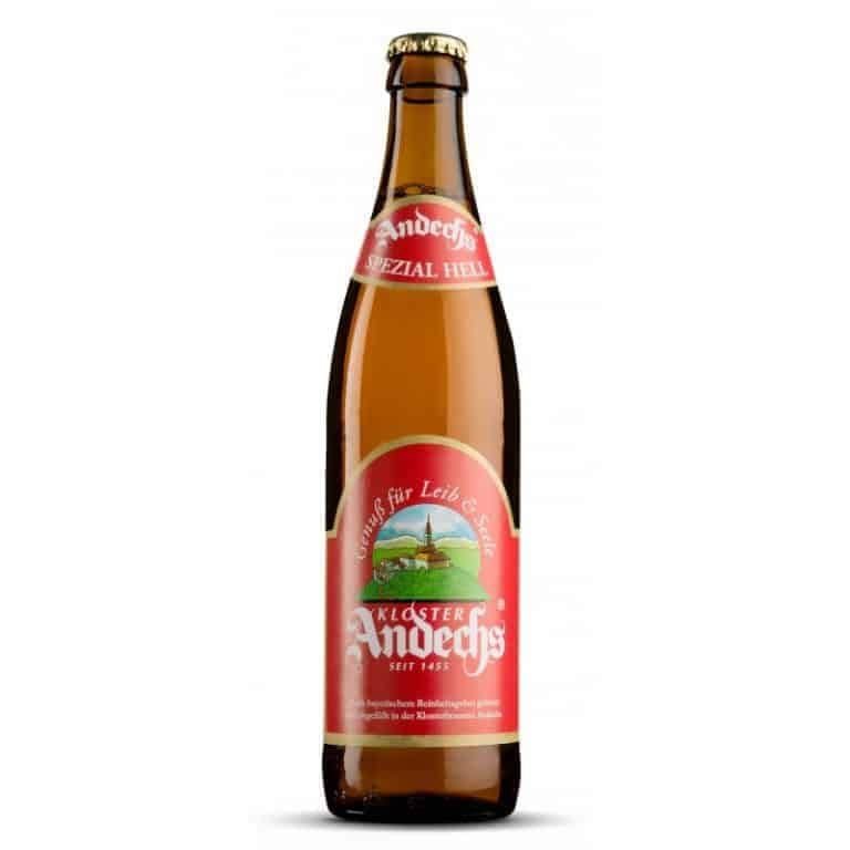 Andechs Spezial Hell cerveza