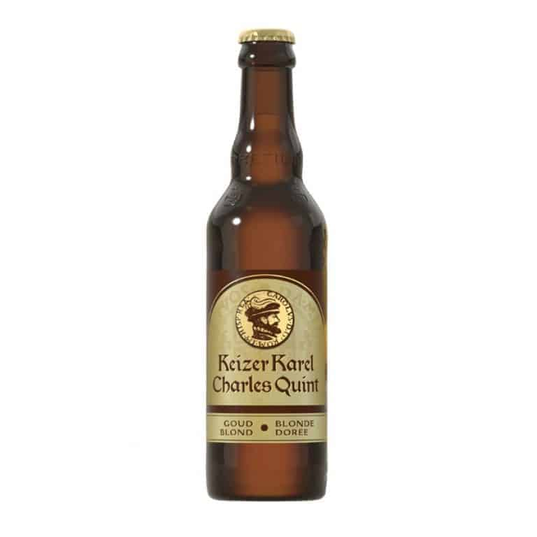 Charles V rubia cerveza