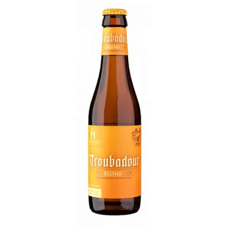 Troubadour Blond cerveza