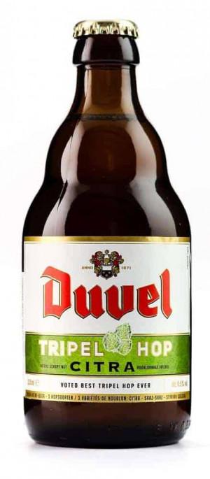Duvel Tripel Hop Citra cerveza