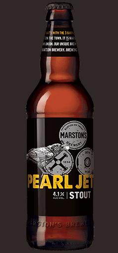 Marston Pearl Jet Stout