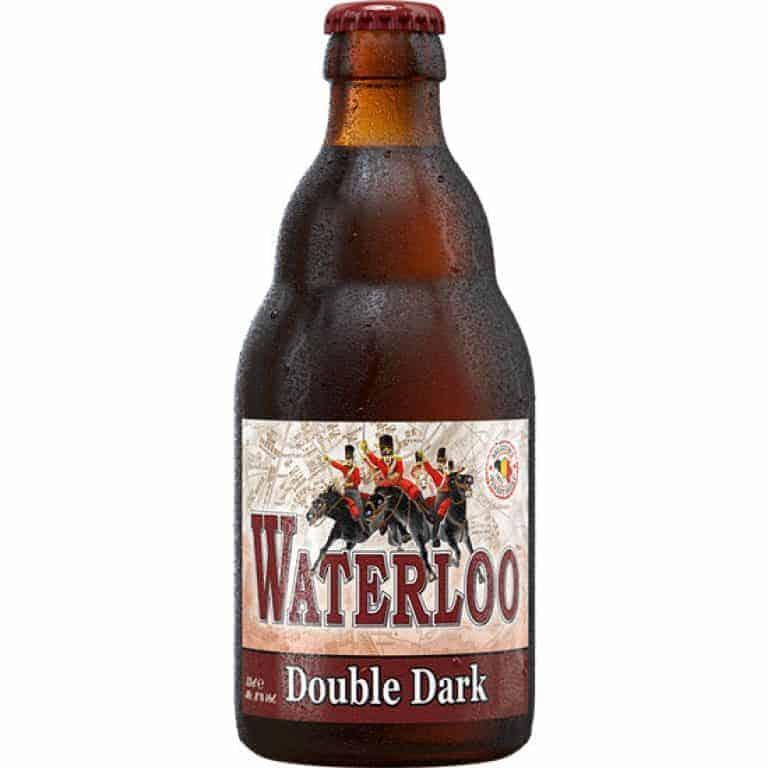 waterloo double dark cerveza