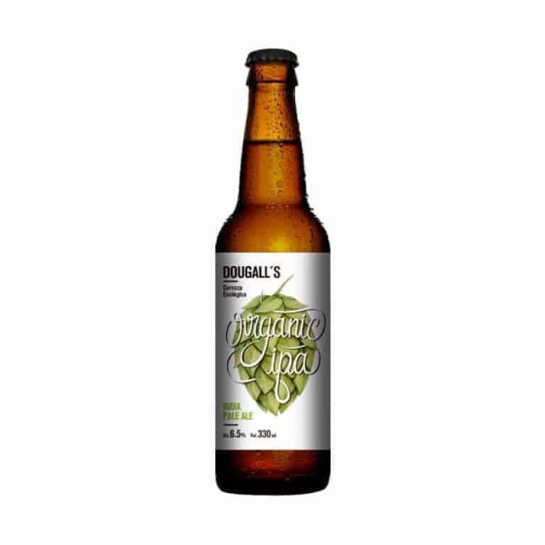 Dougalls organic ipa cerveza