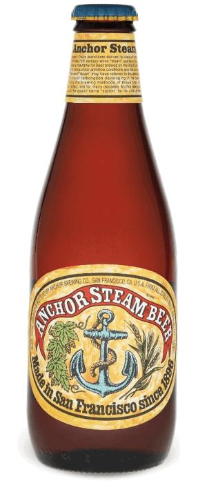 Anchor steam cerveza
