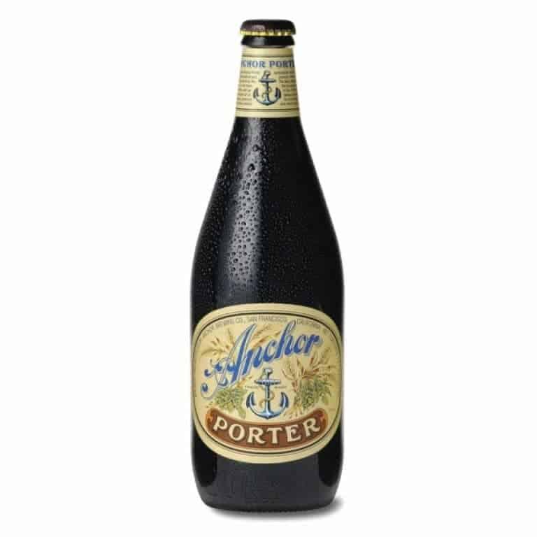 anchor porter cerveza