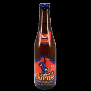 La Corne Tripel cerveza