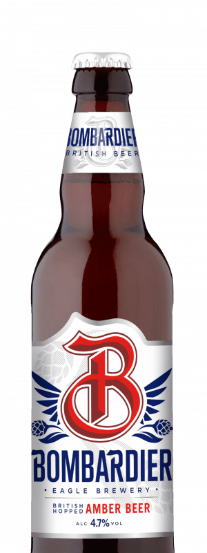 Bombardier cerveza