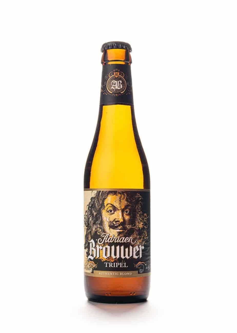Adriaen Brouwer Bio Tripel cerveza 33 cl