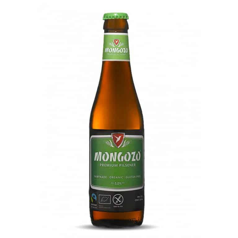 Mongozo sin gluten cerveza