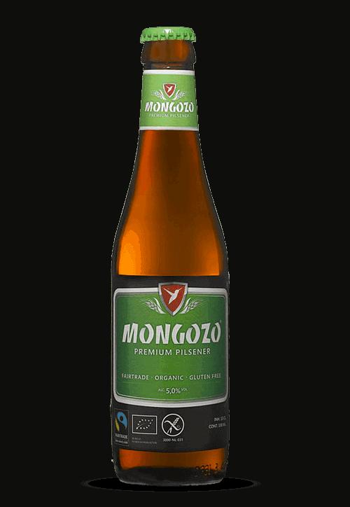 Mongozo Sin Gluten cerveza 33 cl