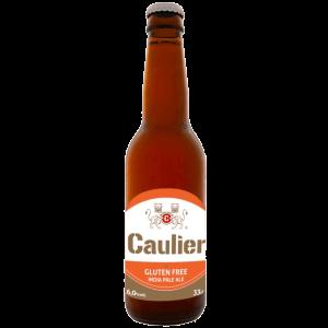 Caulier sin gluten cerveza