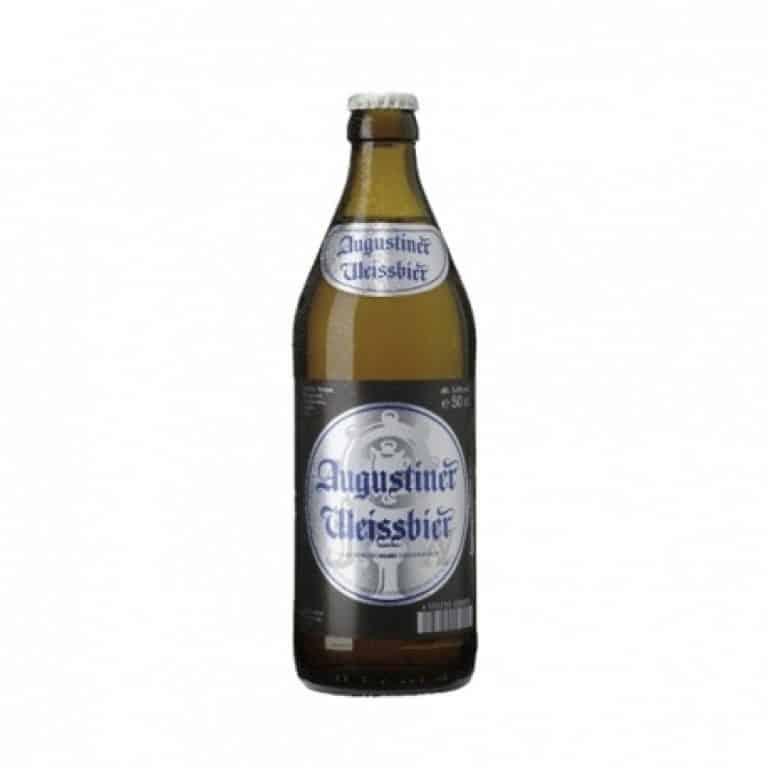 Augustiner Weissbier cerveza