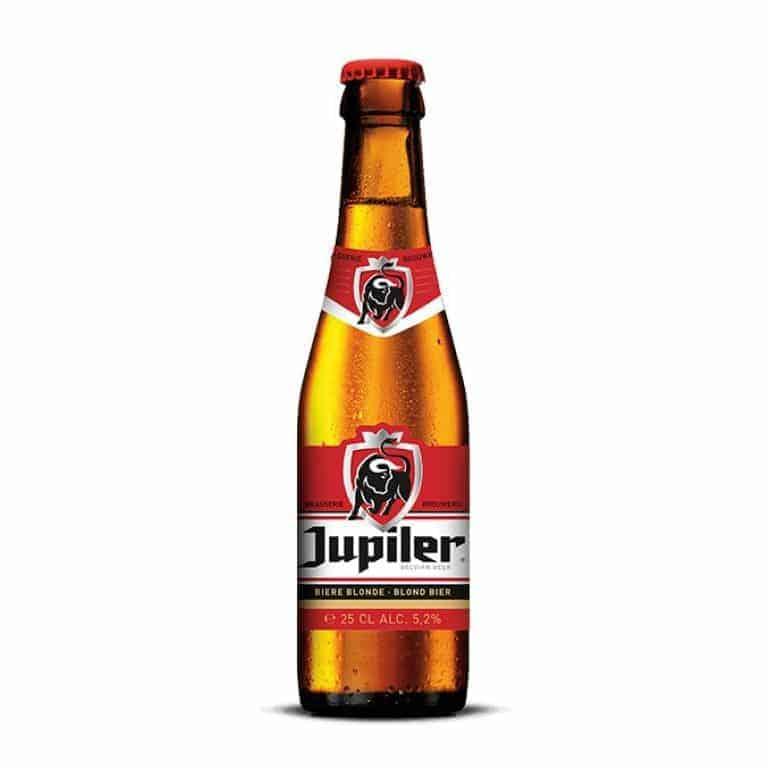 Jupiler cerveza