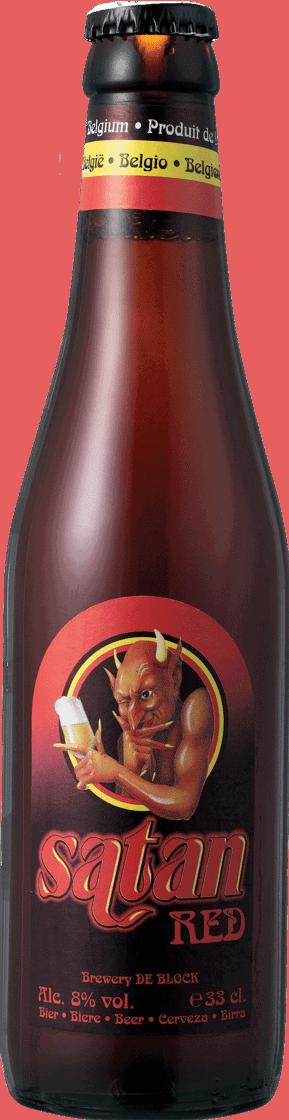 Satan Red cerveza