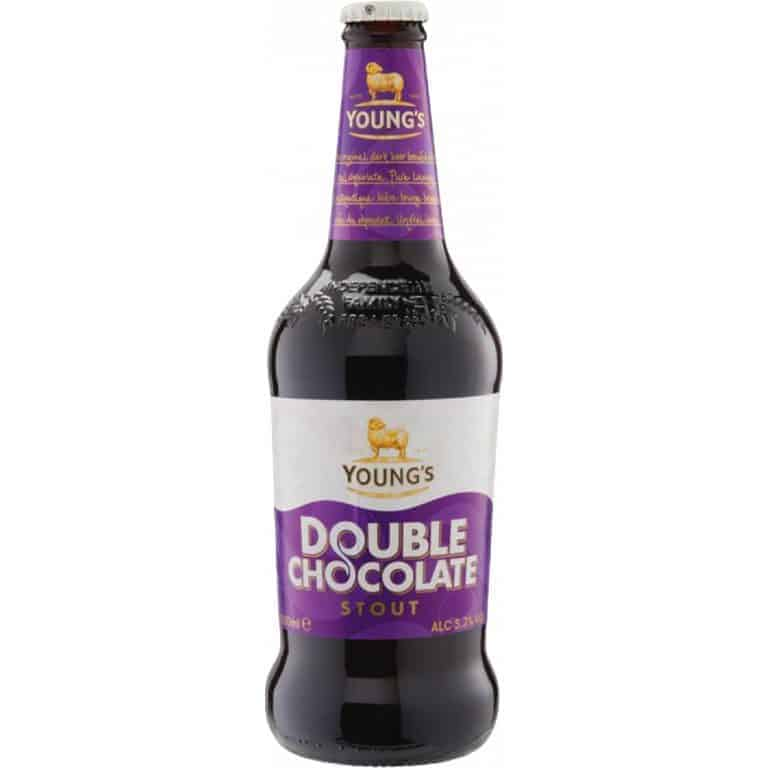 Youngs Double Chocolate cerveza 50 cl