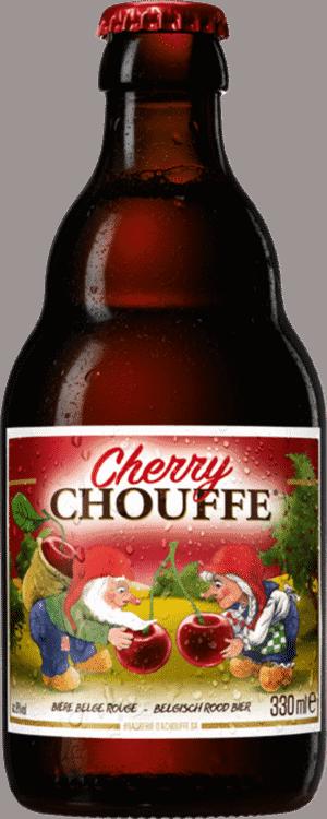 cherry couffle cereza cerveza