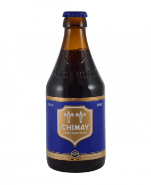 Chimay azul cerveza