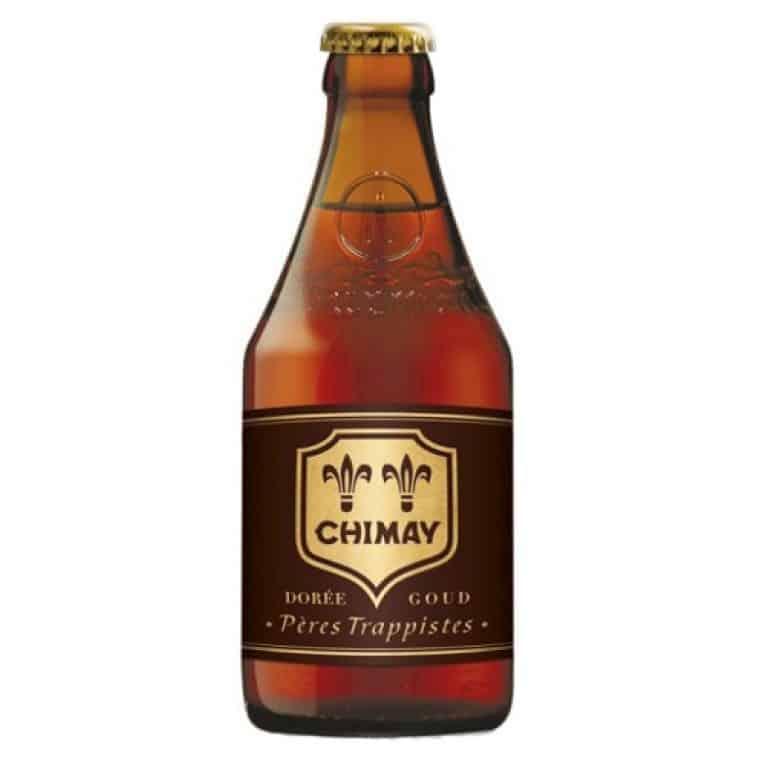 chimay doree cerveza
