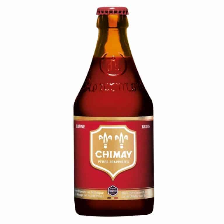 Chimay roja cerveza