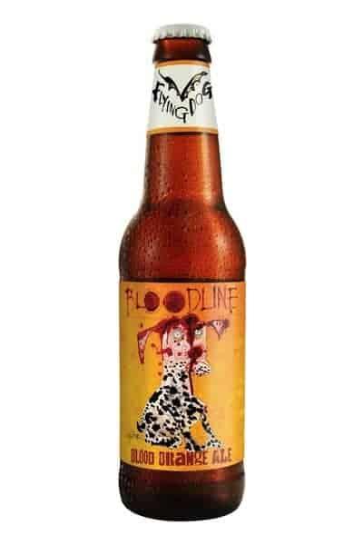 flying blood ipa cerveza