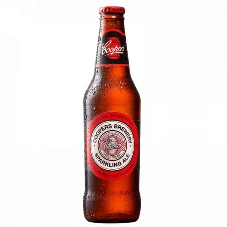 coopers sparkling cerveza