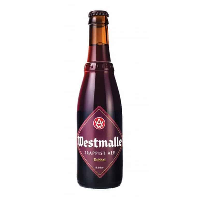 westmalle doble cerveza