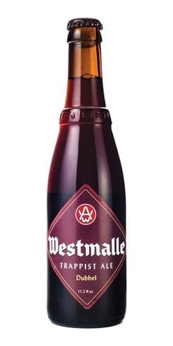 westmalle doble cerveza