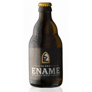 Ename Blonde cerveza 33 cl