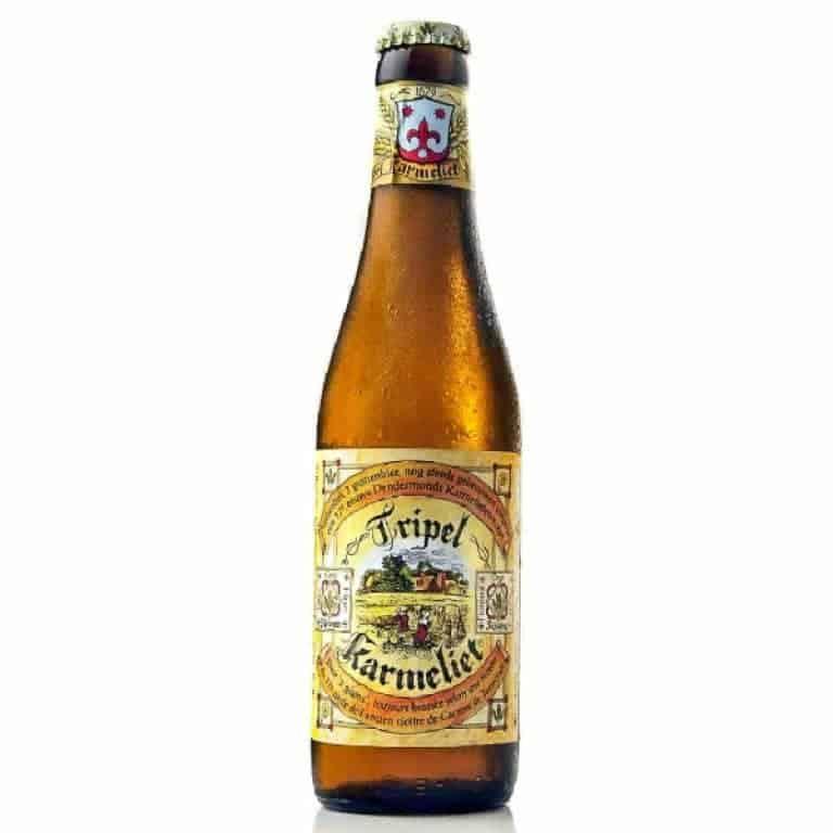 Karmeliet Tripel cerveza