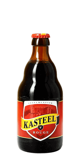Kasteel Rouge cerveza