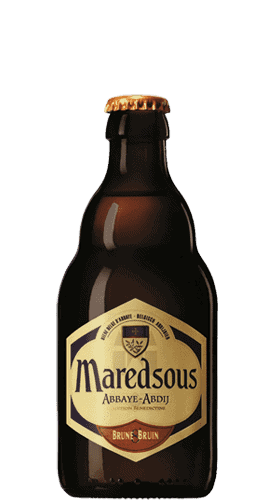 Maredsous 8 cerveza