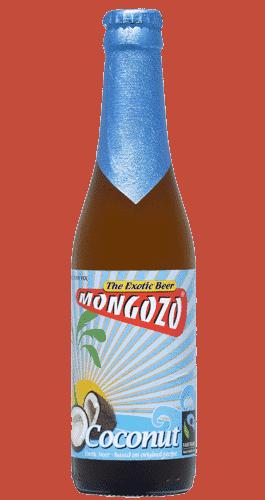 Mongozo Coco cerveza