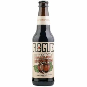 Rogue Hazelnut Brown cerveza
