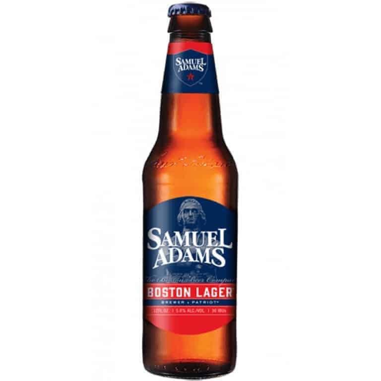 samuel adams cerveza