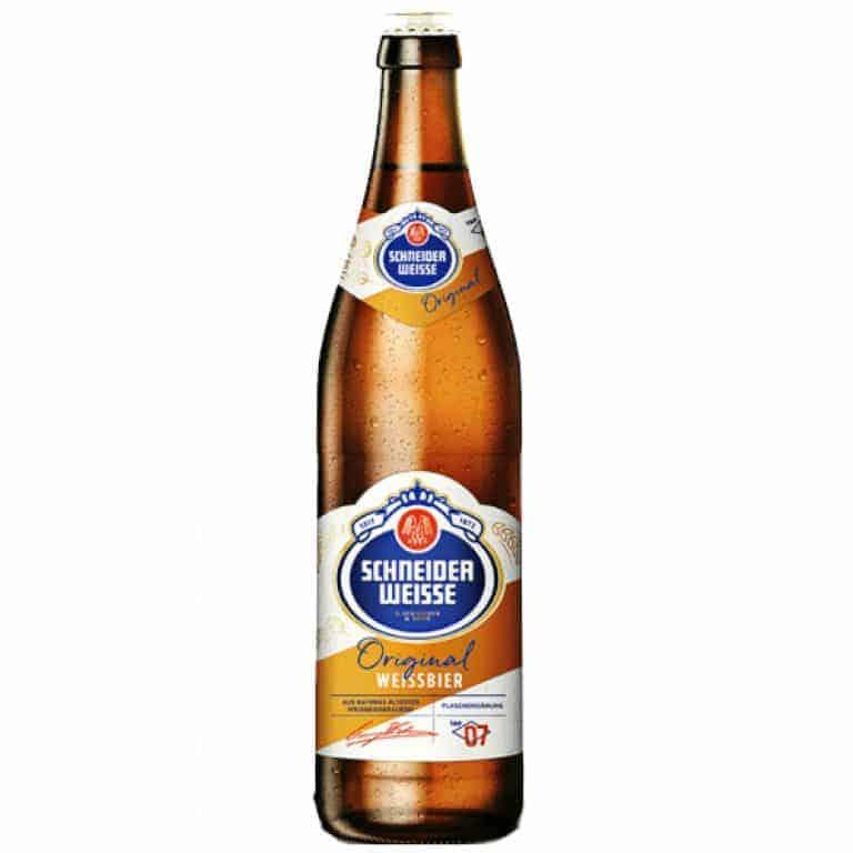 schneider weisser tap 7 cerveza