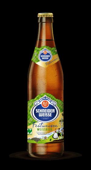 schneider weisse tap 4 cerveza