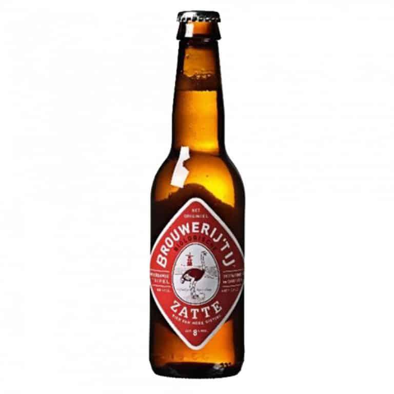 IJ Zatte Bio cerveza