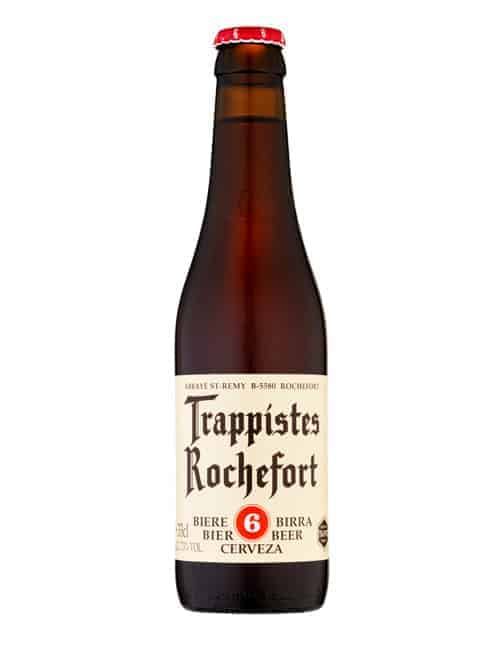 Rochefort 6 cerveza
