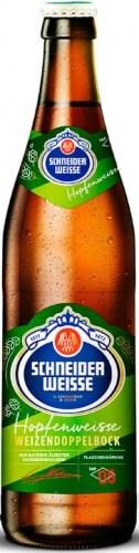 Schneider Hopfenweisse (5) cerveza