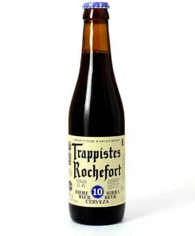 Rochefort 10 cerveza