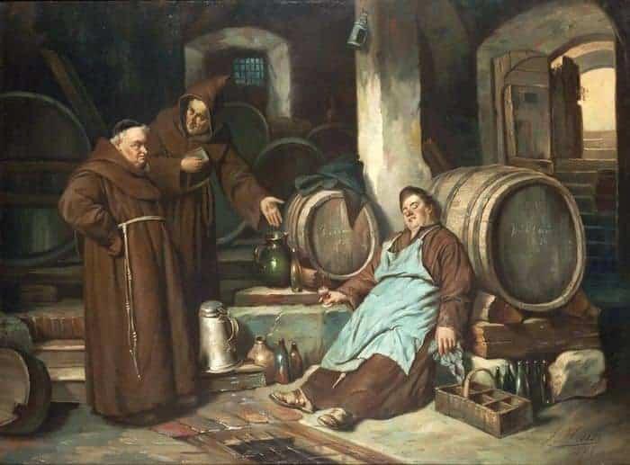 cerveza abadia